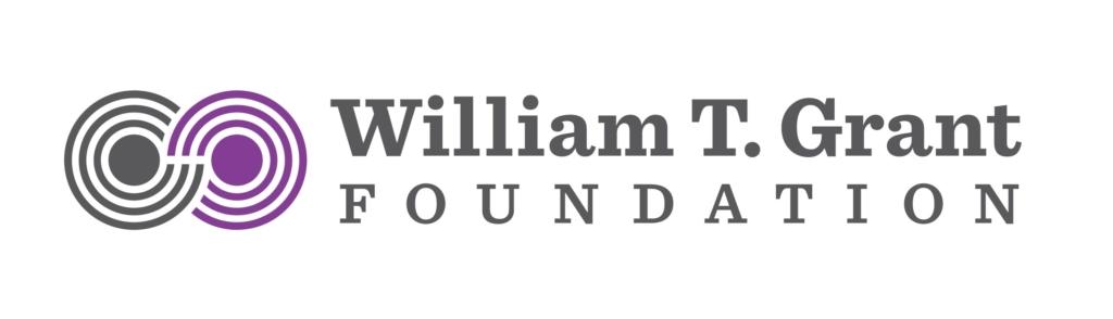 William T Grant Foundation Logo